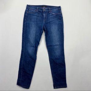 Joes Jeans Skinny Ankle Denim Dark Wash Stretch